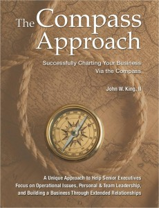The Compass Approach, a new book by John King of Headway Strategies Consulting LLC