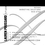 lauren poussard | studio